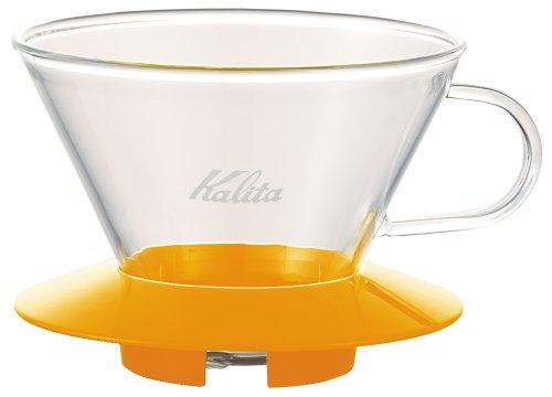 Kalita Wave Series Glass Dripper 185 (2-4...