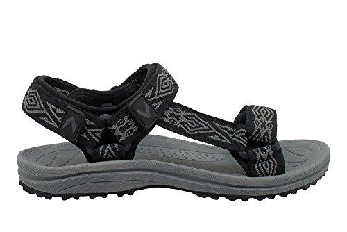 Kefas - Sprite 3633 - Sandal Unisex Noir 42