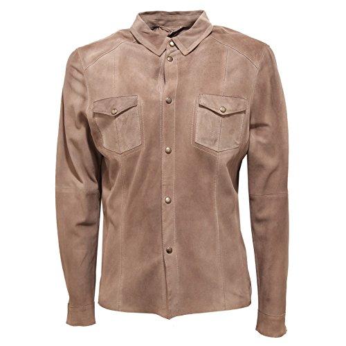 78686 Giacca GMS-75 Pelle Giacche Capo spalla Uomo Jacket Men [L]