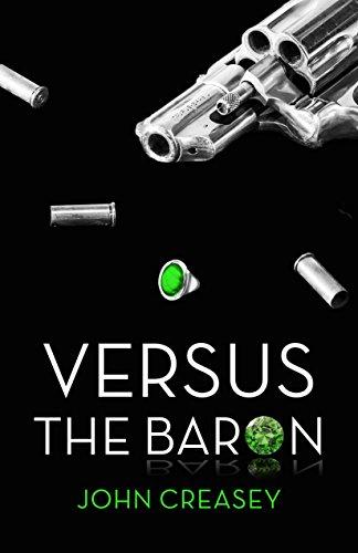 Versus The Baron: Blue Mask Strikes Again