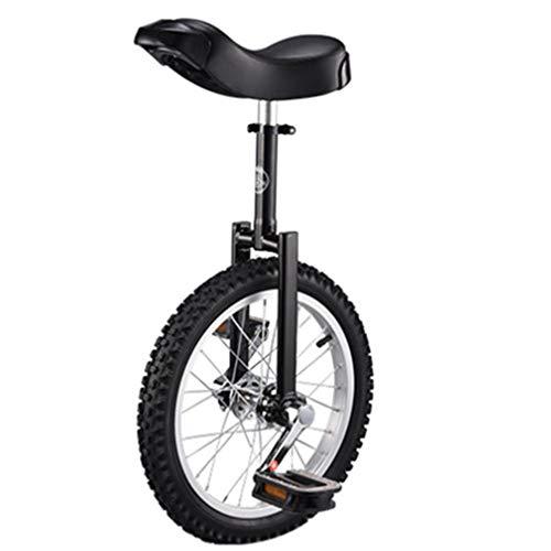 LFFME Monociclo, Monociclo Freestyle Professionale Unisex Telaio in Acciaio al Manganese Spesso 20 Pollici per Bambini E Adulti,D