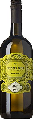 Groszer Wein Csaterberg 2015 trocken (1 x 1 l)