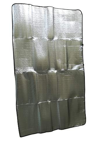 Campfrei 2 Person XXL Isomatte Alumatte 200x120 cm Thermomatte