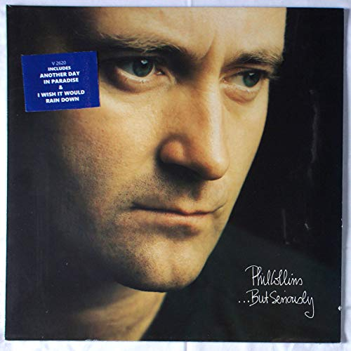 Phil Collins - ...But Seriously - WEA - 256919-1