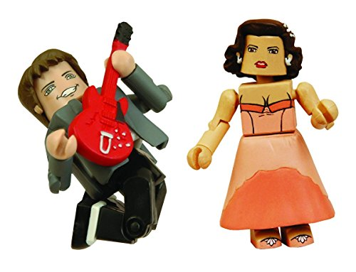 Back to the Future Enchantment Under the Sea Minimates by Diamond Select