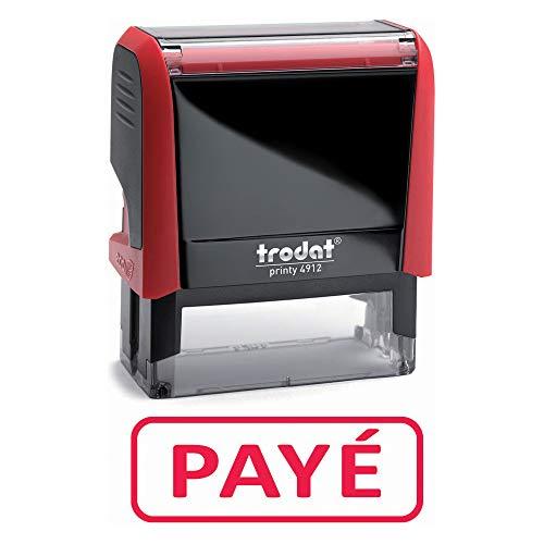 trodat 499202 4.0 Textstempelautomat X-Print 4912