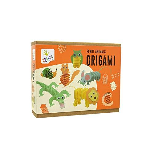 Andreu Toys 1250667 Lustige Tiere Origami