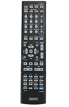 AIDITIYMI AXD7622 Remote Control Replace for Pioneer AV Audio/Video Receiver Sub AXD7624 VSX-23TXH VSX-921-K VSX-523-K VSX-921-K VSX-520 VSX-520-K VSX-521 VSX-521-K VSX-522 VSX-522-K VSX-523 VSX-523-K
