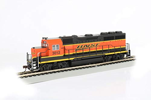EMD GP40 Dcc Ready Diesel Locomotive BNSF #3012 - HO Scale