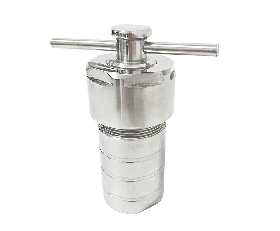 床を掃除するハウジング憂慮すべきBMGIANT オートクレーブ 高圧反応器 220℃ 3MPa 304ステンレス PTFE内殻 反応容器 水熱合成 反応用 (250ml)