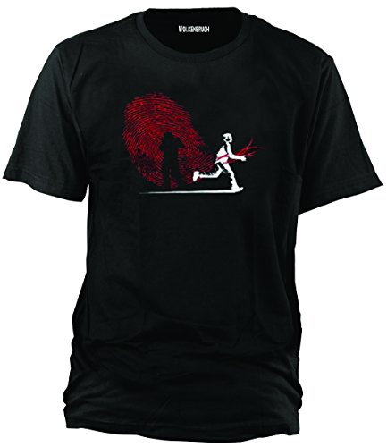 Sputnik-Shirts - Camiseta (tallas de la S a la 5 XL), diseño...