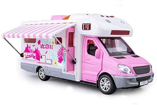 Camper Recreational Vehicle Rv Trailer Play Baby van het Huis Speelgoed for Meisjes Jongens dmqpp