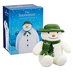 Nothing says Christmas like The Snowman Commemorate the 40th anniversary of this much-loved character. The Collector Snowman is made from super soft premium quality plush Suitable Age - From Birth Packaging - Collector Box
