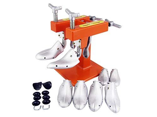 YUCHENGTECH Two Heads Shoe Stretcher Expander Machine Shoe Repair Machine Stretching Expanding Machine...