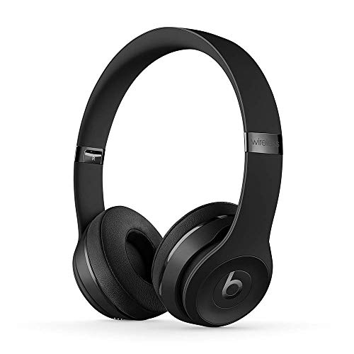 Beats Solo3 Wireless ワイヤレスヘッドホン - The Beats Icon Collection - マットブラック