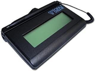 Topaz SigLite T-L460-HSB-R 1x5 LCD Signature Capture Pad