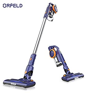 ORFELD Cordless Vacuum, 18000pa Stick Vacuum 4 in 1,Up to 50...
