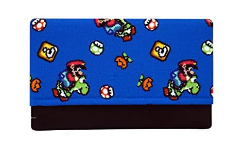 Active Patch Gepolsterte Sockenhülle für Nintendo Switch Einheitsgröße Design Front (Black Back)