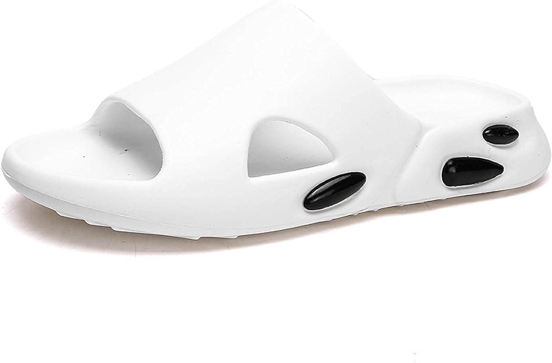 Lightweight Slides Open Toe Non Slip Sandal Waterproof Beach Shoe Men's Slide Sandals
