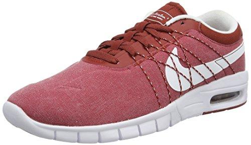 Nike Herren Koston Max Skaterschuhe, Rojo (Dark Cayenne / White-Dark Cayenne), 42.5 EU