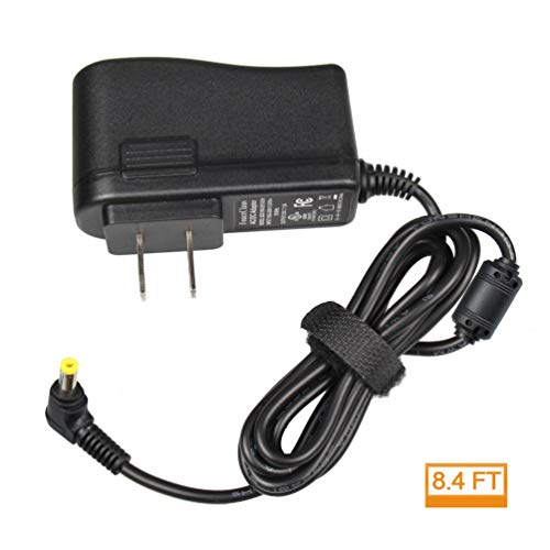 9.5V AC/DC Adapter for Casio ADE95100LU - UL Listed Power Supply Charger for Casio Piano Keyboard - Only Compatible for Listed Models (8.2 Ft Long Cord)