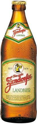 Zirndorfer Landbier 12 Flaschen x0,5l