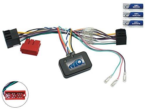 CAN-BUS Adapter für Renault Clio / Laguna / Megane / Scenic /uvm. mit ISO Stecker