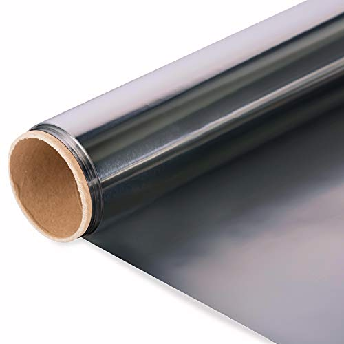 "MotoShield Pro Premium Professional 2mil Ceramic Window Tint Film for Auto | Reduce Infrared Heat & Block UV by 99% - 50% VLT (20"" in x 10' ft Roll)"