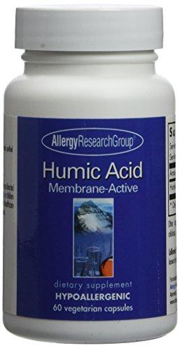 Humic Acid Membrane-Active 750 Milligrams 60 Veg Capsules