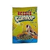 Kiki Cantor Comida para aves, 300gr