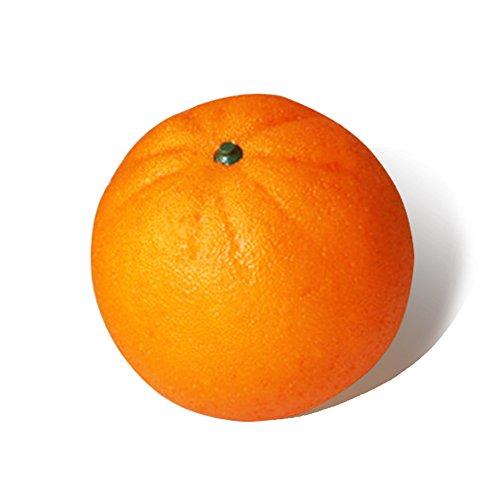 BulzEU 10-Pack Oranges Artificielles Décorative Fruits