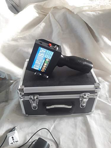 Handheld Smart Date Digicodeur imprimante jet d'encre d'encre de codage machine l'écran LED + Laser (imprimante jet d'encre)