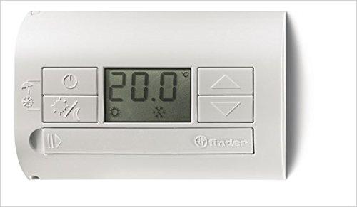 Finder serie 1t - Termostato pared 1 contacto 3vdc