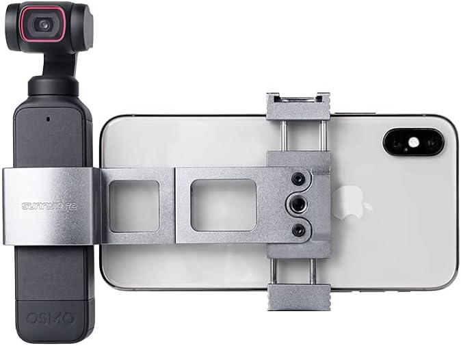 DNKKQ Aluminum Alloy Metal Smartphone Clamp Cheap Foldable Camera online shopping Moun