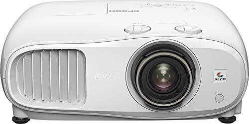 Epson EH-TW7100 Proiettore UHD 4K, 3.000 Lumen, 16:9, Rapporto di contrasto 100.000:1, Rapporto di proiezione 1,32 - 2,15:1, Display fino a 500', 2 HDMI