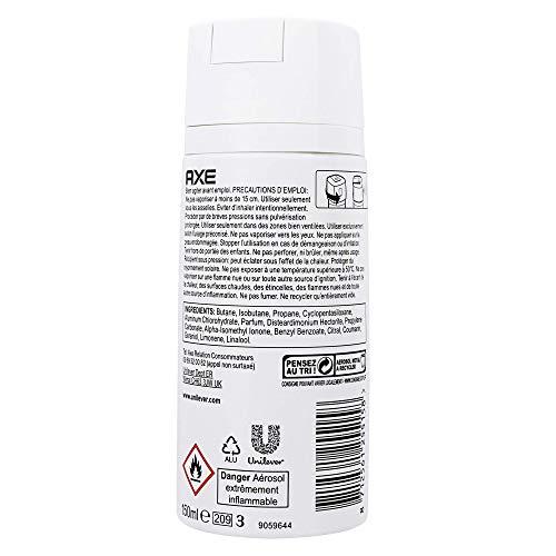 Axe Déodorant