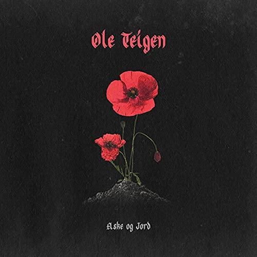 Aske Og Jord (Lim.Red/Black Vinyl) [Vinyl LP]