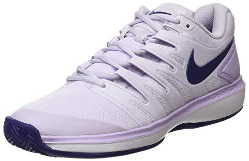 Nike Air Zoom Prestige Cly, Chaussure de Tennis Femme, Barely Grape/Regency Purple-VI, 42.5 EU