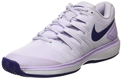 Nike Damen Air Zoom Prestige Cly Tennisschuhe, Violett (Barely Grape/Regency Purple-Vi 503), 42.5 EU