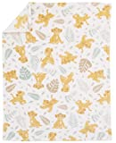 Disney Lion King French Fiber Baby Blanket