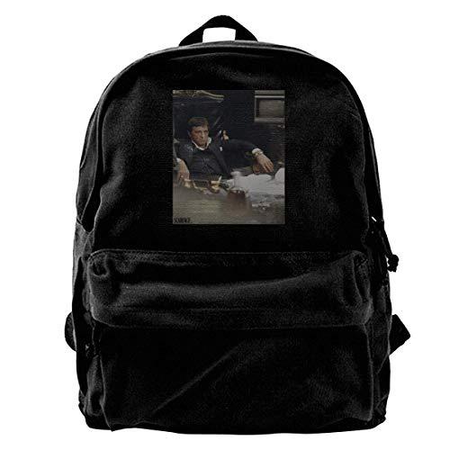 Juego de mochilas escolares de lona para niños ligeros