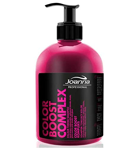 Joanna Professional Joanna Color Boost Complex Toning Shampoo 500Ml 500 ml