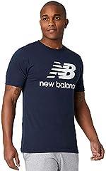 New Balance T-Shirt Essentials Stacked Logo para Hombre - MT01575