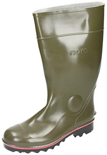 Nora Mega-Jan 75557, Unisex - Erwachsene Arbeits- & Sicherheitsschuhe - S5, Grün (Oliv 26), EU 37