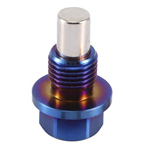 Tapón de drenaje de aceite de aleación de aluminio para accesorios de automóvil(M12*1.25)