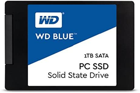 New mail order WD WDS100T1B0A Wholesale Blue State Solid Drive