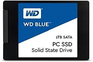 WD Blue 1TB Internal SSD - SATA III 6 Gb/s, 2.5