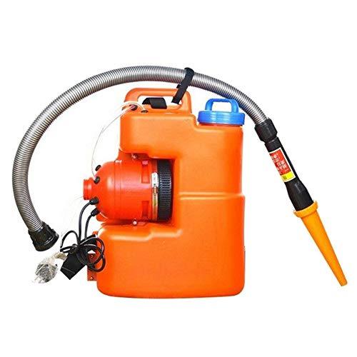 MSQL ULV Nebelmaschine 220V Elektrische Sprühnebel Desinfektionsmaschine Rucksack Kaltnebelmaschine, 20L / 5.2 Gal