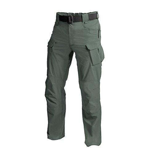 Helikon Hommes Outdoor Tactique Pantalon Olive Drab taille M Reg