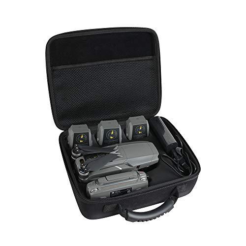 Hermitshell Hard Travel Case Fits DJI Mavic 2 Zoom /Pro Drone Quadcopter Fly More Kit Combo Bundle